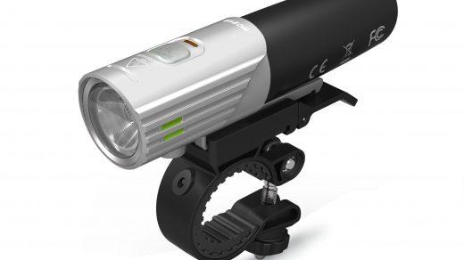 Náhledový obrázek - Zdokonalená cyklistická svítilna Fenix BC21R V2.0 je ideálním spojencem nočních jezdců