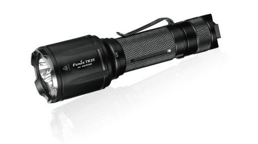 Náhledový obrázek - Taktická svítilna Fenix TK25 UV umí odhalit neviditelné