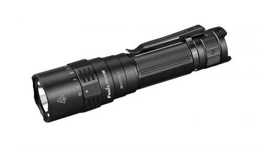 Náhledový obrázek - Nabíjecí svítilna Fenix PD40R V2.0 je obdivuhodným spojením vysokého výkonu akompaktních rozměrů