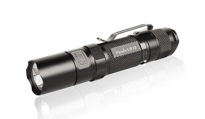 LED svítilna Fenix LD12 Premium G2