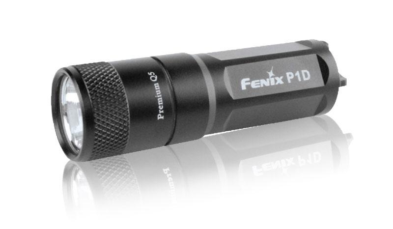 LED svítilna Fenix P1D Q5