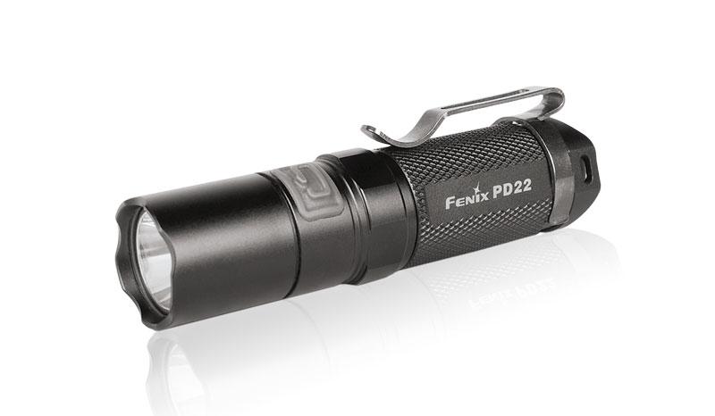 Kapesní svítilna Fenix PD22 R5