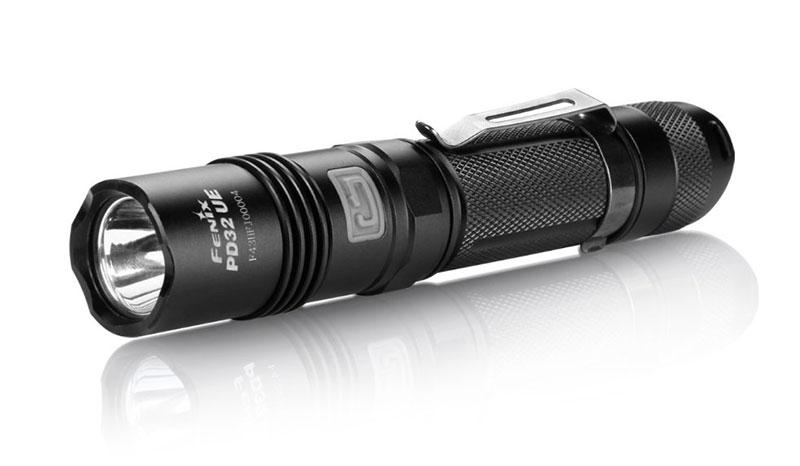 LED svítilna Fenix PD32 Ultimate Edition