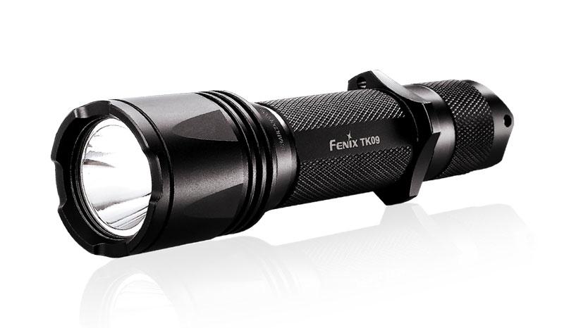 Taktická svítilna Fenix TK09