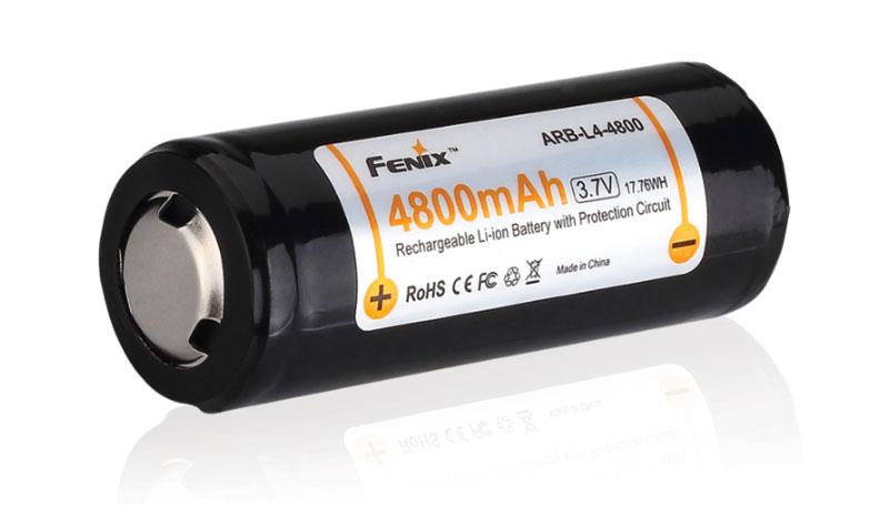 Akumulátor 26650 Fenix ARB-L44800 mAh
