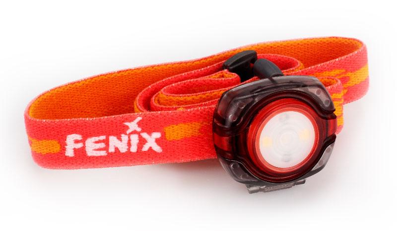 Miniaturní čelovka Fenix HL05