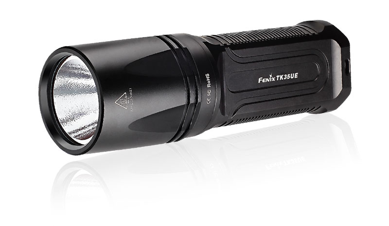 Vyhledávací svítilna Fenix TK35 Ultimate Edition (2000 lumenů)