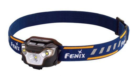 Náhledový obrázek - Lehká nabíjecí čelovka Fenix HL26R splní noční sny všech sportovců aoutdooristů