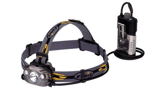 Náhledový obrázek - Fenix uvádí na trh nabíjecí čelovku Fenix HP30R svýjimečným světelným výkonem