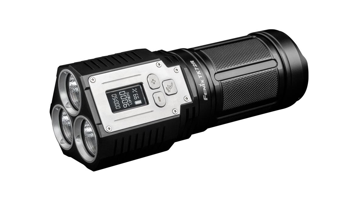 Nabíjecí LED svítilna Fenix TK72R