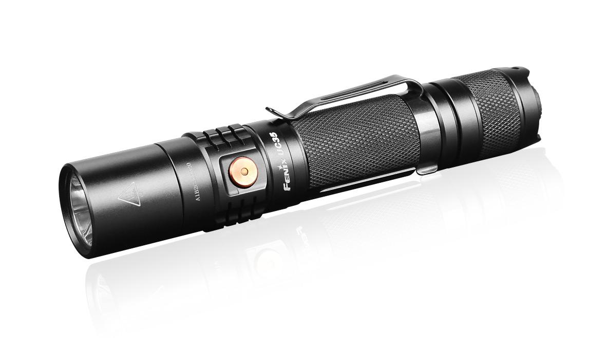Nabíjecí svítilna Fenix UC35 XP-L