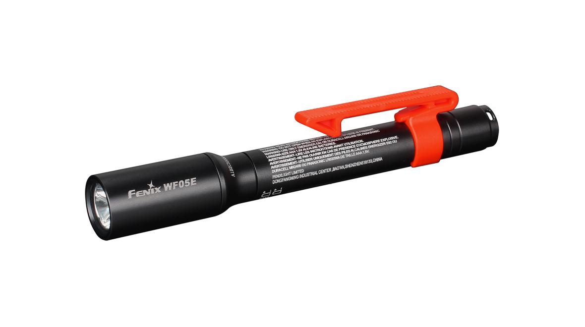 ATEX svítilna Fenix WF05E