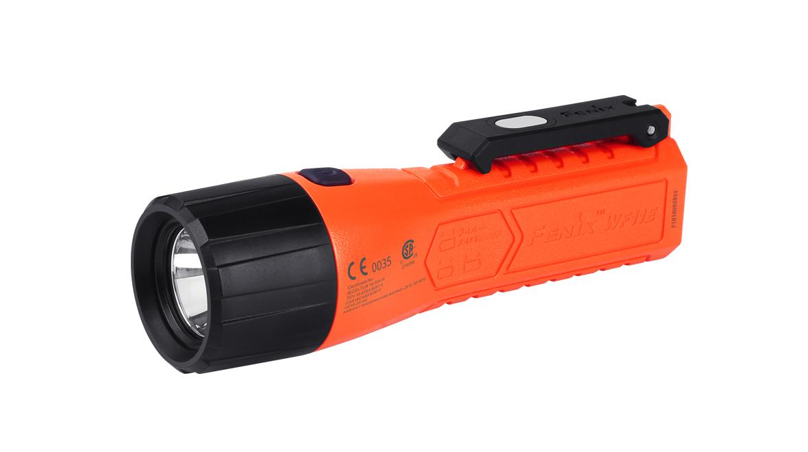 ATEX svítilna Fenix WF11E