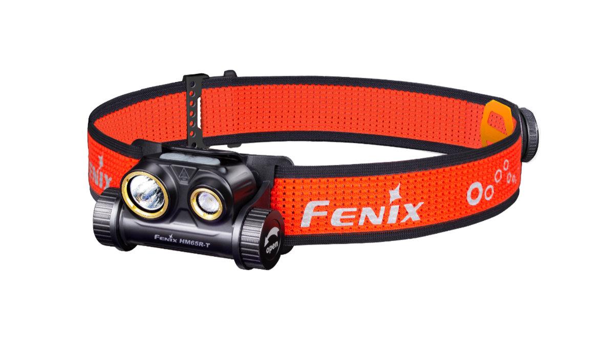 Nabíjecí čelovka Fenix HM65R-T