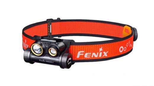Náhledový obrázek - Čelovka Fenix HM65R-T spojuje vysoký výkon, dva reflektory anový rychlý systém utahování popruhu